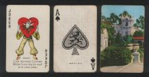 Balboa park San Diego Exposition souvenir playing cards